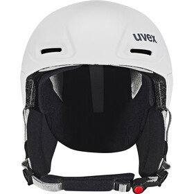 UVEX Jimm Helmet White Mat Reflect